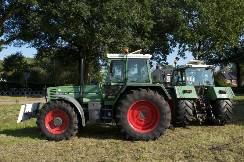 Fendt 615 LSA Turbomatik E